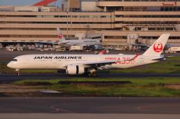 やつはしさんが、羽田空港で撮影した日本航空 A350-941XWBの航空フォト(写真)