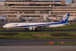 やつはしさんが、羽田空港で撮影した全日空 777-381の航空フォト(写真)