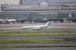 meijeanさんが、羽田空港で撮影した海上保安庁 G-V Gulfstream Vの航空フォト(写真)