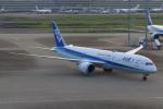 やつはしさんが、羽田空港で撮影した全日空 787-9の航空フォト(写真)