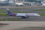 やつはしさんが、羽田空港で撮影した香港エクスプレス A321-231の航空フォト(写真)