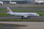 やつはしさんが、羽田空港で撮影したキャセイドラゴン A320-232の航空フォト(写真)
