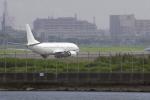senyoさんが、羽田空港で撮影したスカイネットアジア航空 737-4H6の航空フォト(写真)