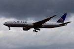Timothyさんが、成田国際空港で撮影したユナイテッド航空 777-224/ERの航空フォト(写真)