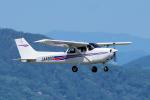 yabyanさんが、静岡空港で撮影した日本モーターグライダークラブ 172R Skyhawkの航空フォト(飛行機 写真・画像)