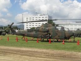 commet7575さんが、小郡駐屯地で撮影した陸上自衛隊 AH-1Sの航空フォト(飛行機 写真・画像)