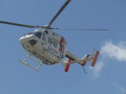 commet7575さんが、小郡駐屯地で撮影した西日本空輸 BK117C-1の航空フォト(飛行機 写真・画像)