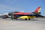 さくらの城南山。さんが、横田基地で撮影した航空自衛隊 F-2Aの航空フォト(写真)