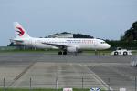 apphgさんが、静岡空港で撮影した中国東方航空 A320-214の航空フォト(写真)