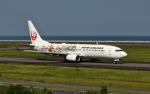 asuto_fさんが、大分空港で撮影した日本航空 737-846の航空フォト(写真)