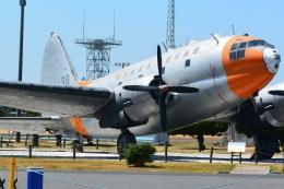 Cherry blossoms さんが、米子空港で撮影した航空自衛隊 C-46A-50-CUの航空フォト(飛行機 写真・画像)