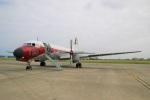 さもんほうさくさんが、横田基地で撮影した航空自衛隊 YS-11A-218FCの航空フォト(写真)