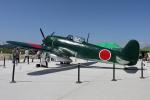 徳兵衛さんが、鶉野飛行場跡で撮影した日本海軍の航空フォト(写真)