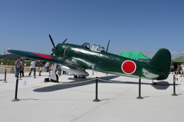 徳兵衛さんが、鶉野飛行場跡で撮影した日本海軍の航空フォト(飛行機 写真・画像)