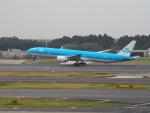 鷹71さんが、成田国際空港で撮影したKLMオランダ航空 777-306/ERの航空フォト(写真)