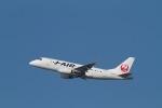 344さんが、福岡空港で撮影したジェイ・エア ERJ-170-100 (ERJ-170STD)の航空フォト(写真)