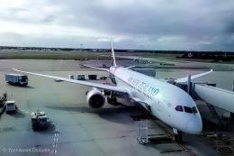 @DAISUKEさんが、パース空港で撮影したニュージーランド航空 787-9の航空フォト(飛行機 写真・画像)