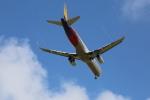 airdrugさんが、仁川国際空港で撮影したアシアナ航空 A321-231の航空フォト(写真)