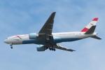 木人さんが、成田国際空港で撮影したオーストリア航空 777-2Q8/ERの航空フォト(写真)