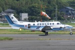 MOR1(新アカウント)さんが、福岡空港で撮影した海上保安庁 B300の航空フォト(写真)