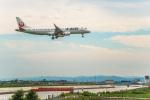 Cygnus00さんが、仙台空港で撮影したジェイ・エア ERJ-190-100(ERJ-190STD)の航空フォト(写真)