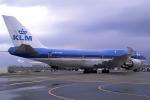 こうきさんが、新千歳空港で撮影したKLMオランダ航空 747-406の航空フォト(写真)