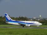 ノリださんが、宮古空港で撮影したANAウイングス 737-54Kの航空フォト(飛行機 写真・画像)