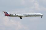 zettaishinさんが、ダラス・フォートワース国際空港で撮影したアメリカン・イーグル CL-600-2D24 Regional Jet CRJ-900の航空フォト(写真)