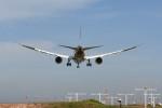 kuro2059さんが、クアラルンプール国際空港で撮影したエティハド航空 787-9の航空フォト(写真)