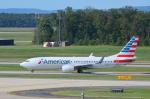 JMBResonaさんが、ワシントン・ダレス国際空港で撮影したアメリカン航空 737-823の航空フォト(写真)
