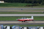JMBResonaさんが、ワシントン・ダレス国際空港で撮影したアメリカ海軍 T-6 Texanの航空フォト(写真)
