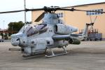 ちゅういちさんが、横田基地で撮影したアメリカ海兵隊 AH-1Z Viperの航空フォト(写真)