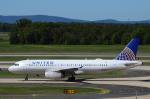 JMBResonaさんが、ワシントン・ダレス国際空港で撮影したユナイテッド航空 A320-232の航空フォト(飛行機 写真・画像)