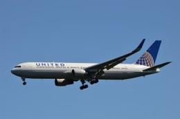 JMBResonaさんが、ワシントン・ダレス国際空港で撮影したユナイテッド航空 767-322/ERの航空フォト(飛行機 写真・画像)
