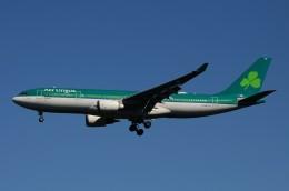 JMBResonaさんが、ワシントン・ダレス国際空港で撮影したエア・リンガス A330-202の航空フォト(飛行機 写真・画像)