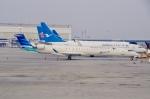 JA8943さんが、スカルノハッタ国際空港で撮影したガルーダ・インドネシア航空 CL-600-2E25 Regional Jet CRJ-1000の航空フォト(写真)