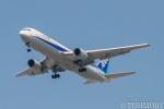 遠森一郎さんが、福岡空港で撮影した全日空 767-381の航空フォト(写真)