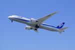 アングリー J バードさんが、福岡空港で撮影した全日空 787-9の航空フォト(写真)