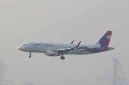 OS52さんが、香港国際空港で撮影したネパール航空 A320-233の航空フォト(飛行機 写真・画像)