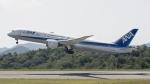 coolinsjpさんが、広島空港で撮影した全日空 787-9の航空フォト(写真)