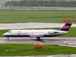 遠森一郎さんが、福岡空港で撮影したアイベックスエアラインズ CL-600-2B19 Regional Jet CRJ-100LRの航空フォト(写真)