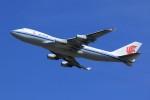 メンチカツさんが、成田国際空港で撮影した中国国際貨運航空 747-4FTF/SCDの航空フォト(写真)