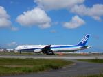 チェリーさんが、福岡空港で撮影した全日空 777-381の航空フォト(写真)