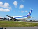 チェリーさんが、福岡空港で撮影した全日空 777-281の航空フォト(写真)
