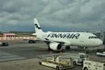 Blue Dreamさんが、ヘルシンキ空港で撮影したフィンエアー A319-112の航空フォト(写真)