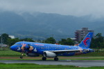 Daisuke_aizさんが、花巻空港で撮影した中国東方航空 A320-232の航空フォト(写真)