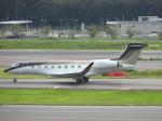 た~きゅんさんが、成田国際空港で撮影したアメリカ個人所有 Gulfstream G650ER (G-VI)の航空フォト(写真)