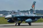 チポさんが、三沢飛行場で撮影した航空自衛隊 F-2Aの航空フォト(写真)