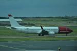Blue Dreamさんが、ヘルシンキ空港で撮影したノルウェー・エア・インターナショナル 737-8JPの航空フォト(飛行機 写真・画像)