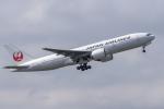 Y-Kenzoさんが、成田国際空港で撮影した日本航空 777-246/ERの航空フォト(写真)